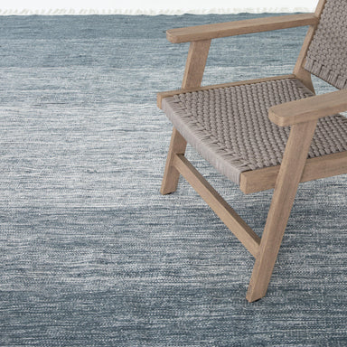 Liera Navy Outdoor Rug-TEXTILES-Maker & Moss