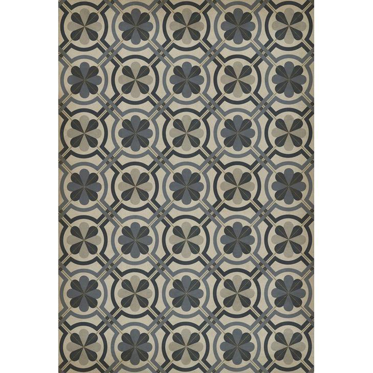 Madame Curie Floor Vinyl-DECORATIVE-Maker & Moss