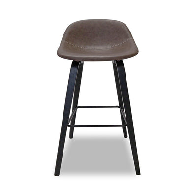 Mocha Barstool-FURNITURE-Maker & Moss