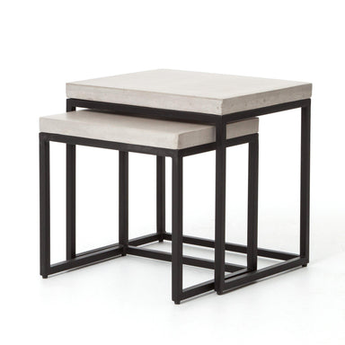 Monterey Nesting Side Tables-FURNITURE-Maker & Moss