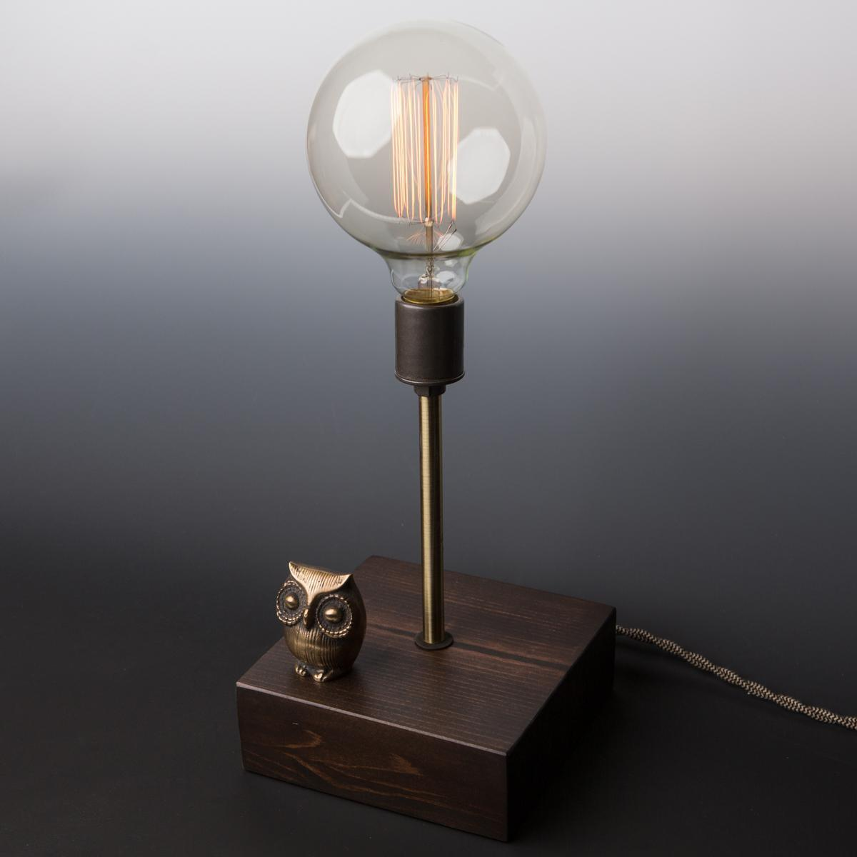 Mr. Owl Touch Sensor Lamp-Lighting-Maker & Moss