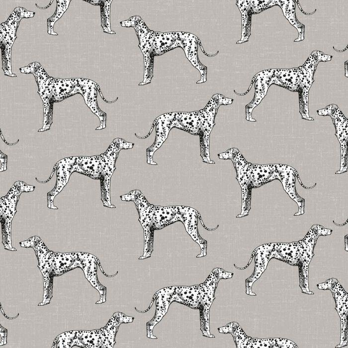 Novogratz Major French Grey Peel and Stick Wallpaper-LIFESTYLE-Maker & Moss