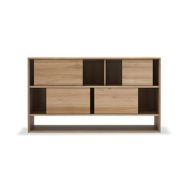Oak Nordic Sideboard-FURNITURE-Maker & Moss