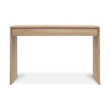 Oak Wave Desk-FURNITURE-Maker & Moss