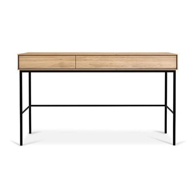 Oak Whitebird Desk-FURNITURE-Maker & Moss