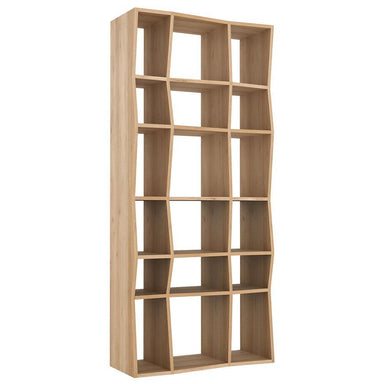 Oak Z Rack-FURNITURE-Maker & Moss