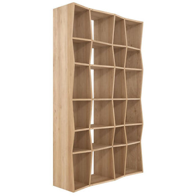 Oak Z Rack Large-FURNITURE-Maker & Moss