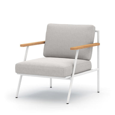 Oslo Outdoor Lounge Chair - Maker & Moss