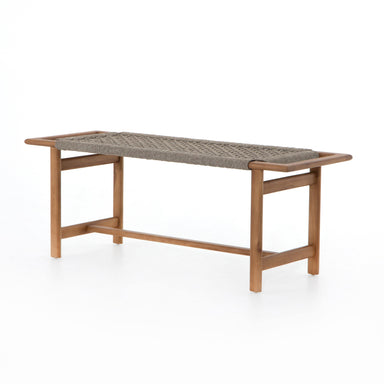 Parker Outdoor Bench-FURNITURE-Maker & Moss