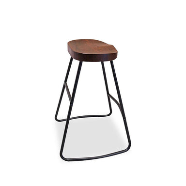 Ranch Barstool-FURNITURE-Maker & Moss