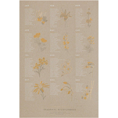 Seasonal Wildflower Calendar-GALLERY-Maker & Moss
