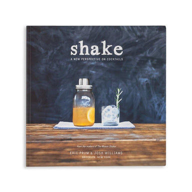 Shake: A New Perspective on Cocktails-BOOKS-Maker & Moss