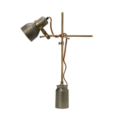 Singer Table Lamp-Lighting-Maker & Moss