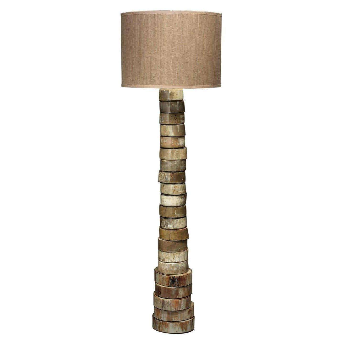 Stacked Floor Lamp-Lighting-Maker & Moss