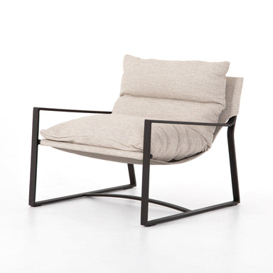 Stratford Outdoor Sling Chair-FURNITURE-Maker & Moss