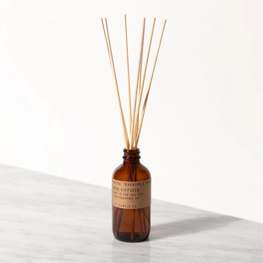 Teakwood and Tobacco Diffuser-CANDLE-Maker & Moss