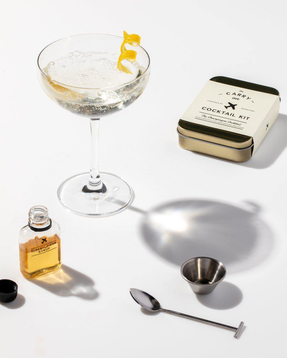 The Champagne Cocktail-TABLETOP-Maker & Moss