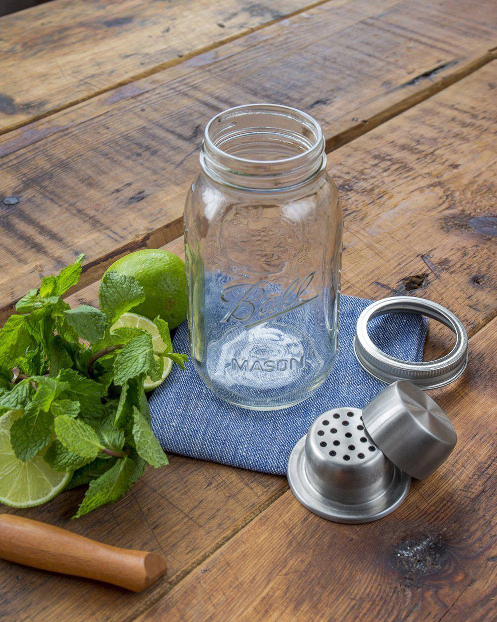 The Mason Shaker-TABLETOP-Maker & Moss