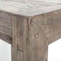 The Rail Post Table-FURNITURE-Maker & Moss