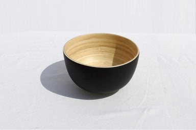 Tien Bowl Matte Black-TABLETOP-Maker & Moss