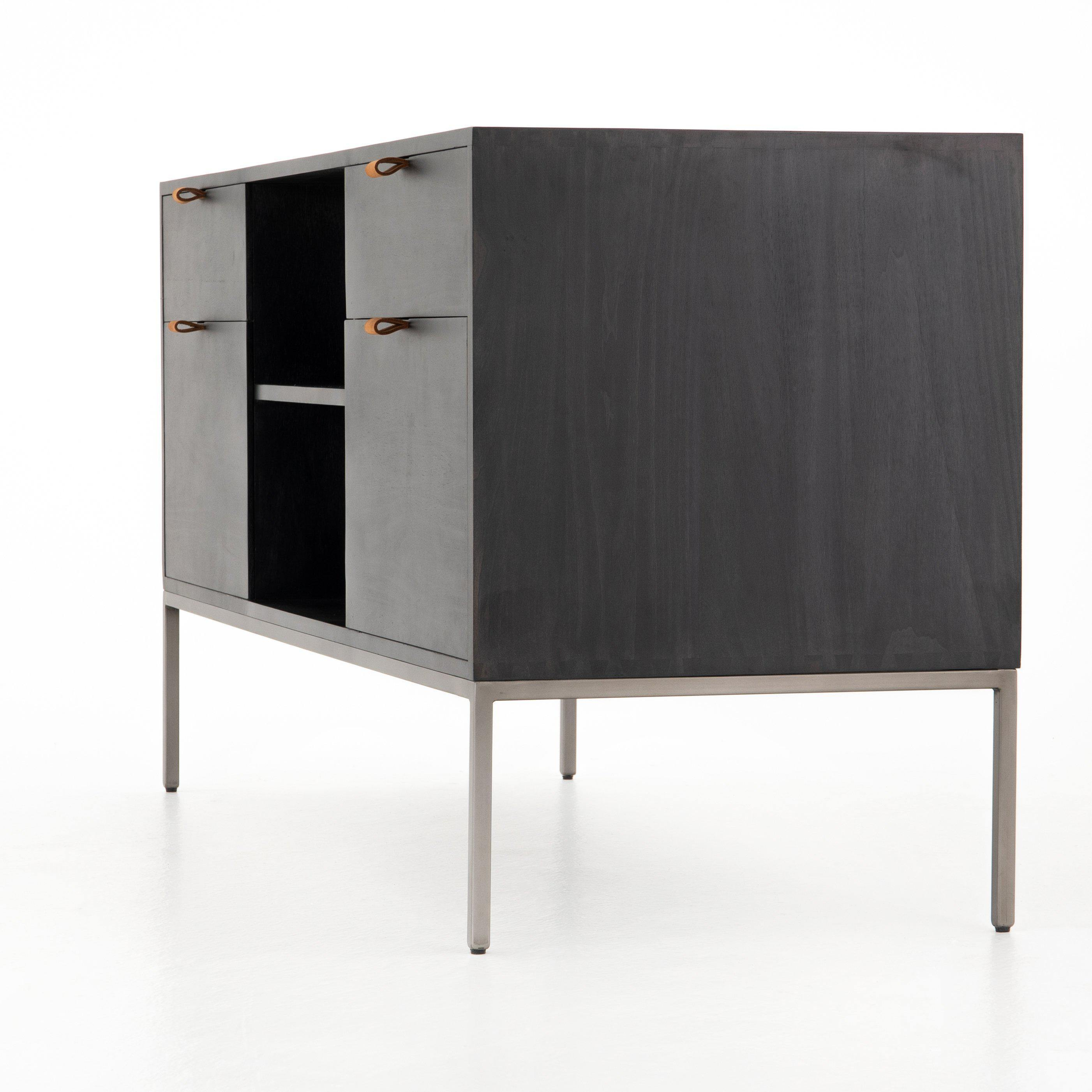 Tyler Modular Filing Credenza-FURNITURE-Maker & Moss