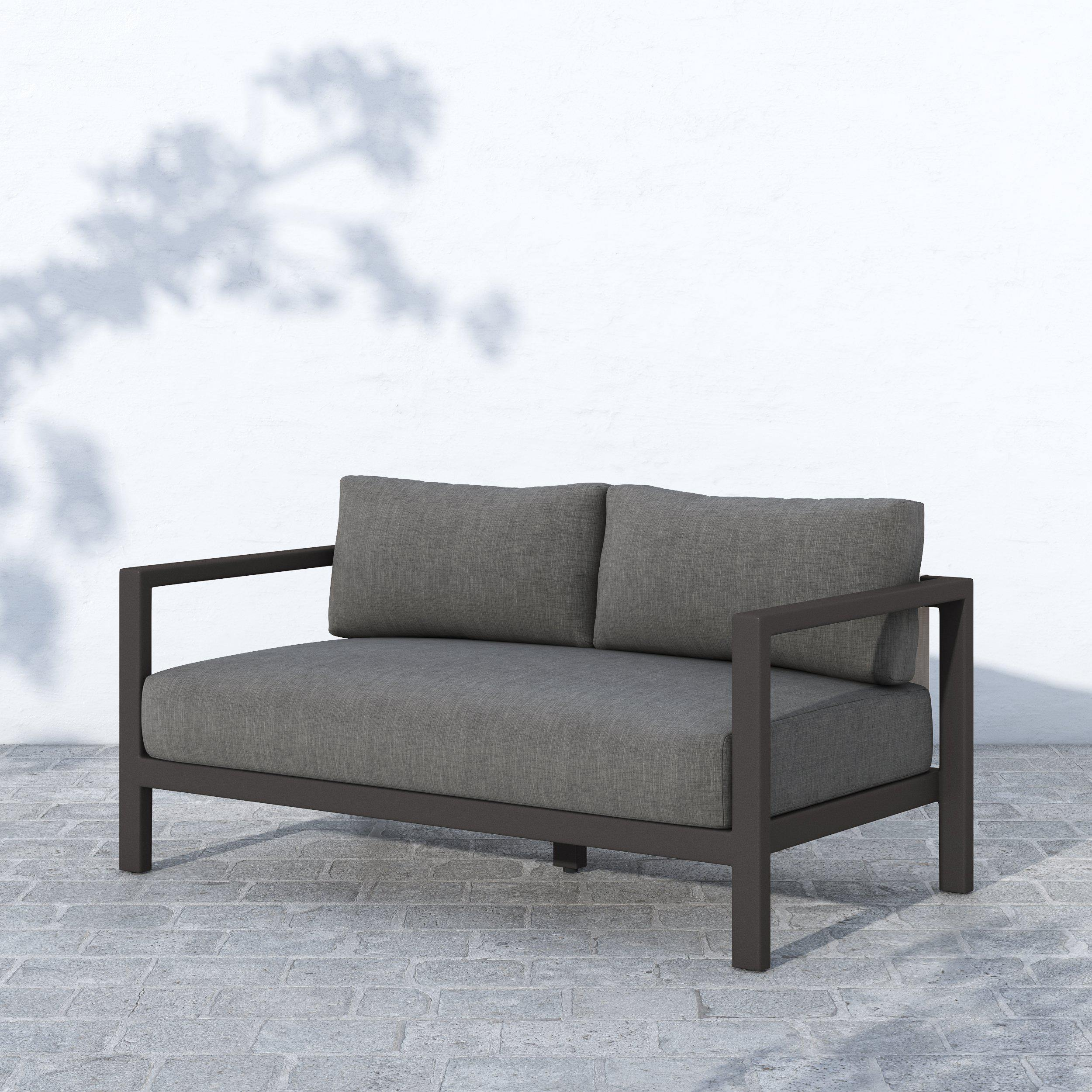 "Vista Outdoor Sofa-60""-FURNITURE-Maker & Moss"