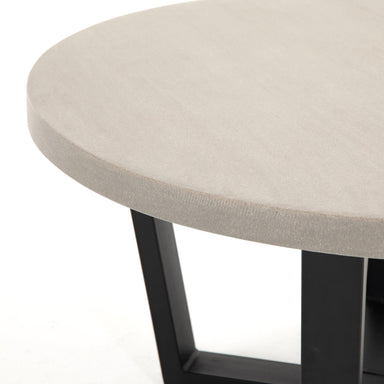 Zen Round Coffee Table-FURNITURE-Maker & Moss
