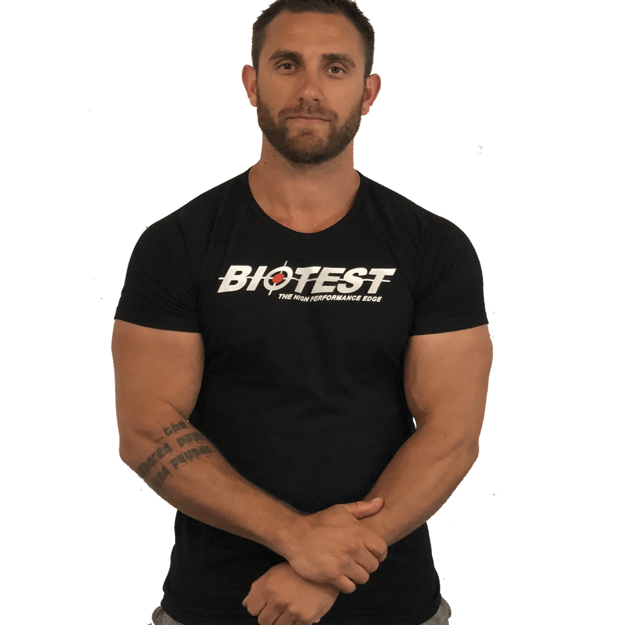 Biotest Signature Seamless T-Shirt