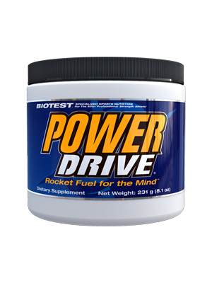 Power Drive | BiotestUK