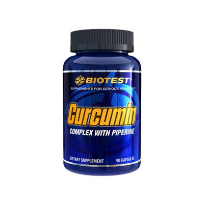 Curcumin Helps Reduce Soreness from Exercise