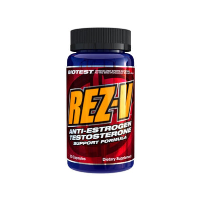 Rez-V Anti-Estrogen / Pro-Testosterone Support Formula