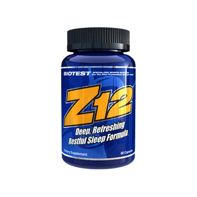Z12 - Restful Sleep Formula