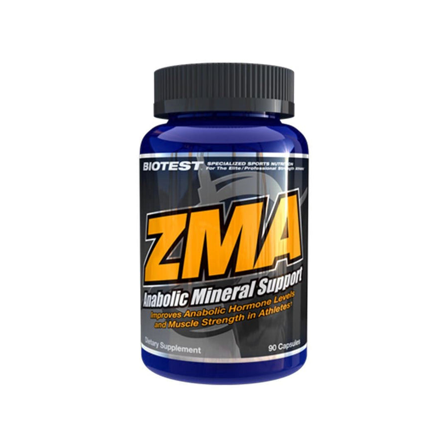 ZMA Anabolic Mineral Support Formula