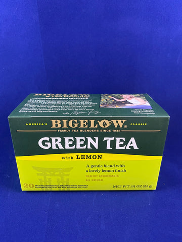 Bigelow Green with Lemon 20 ct.