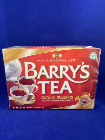 Barry's Gold Blend, 80 ct.
