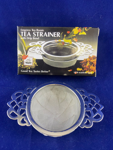 G+H Empress Tea Room Tea Strainer