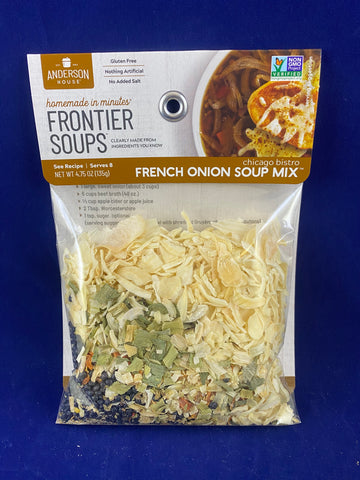 Frontier Soups Chicago French Onion