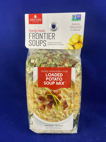Frontier Soups Rocky Mountain Loaded Potato