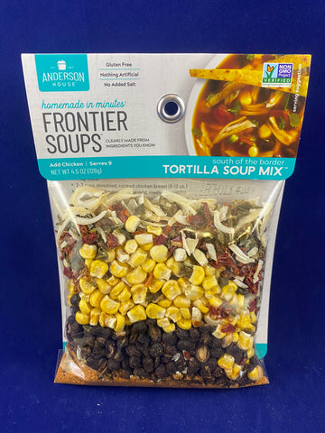 Frontier Soups South Border Tortilla