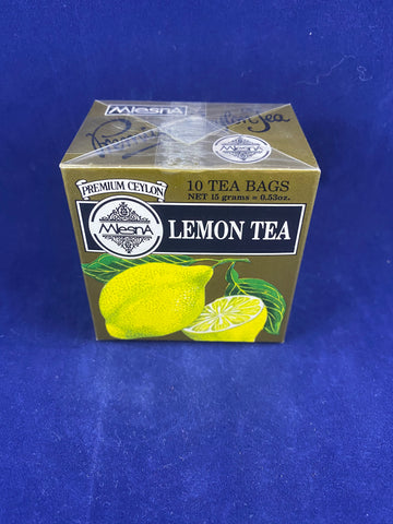Metropolitan Tea Company Lemon, 10 ct.