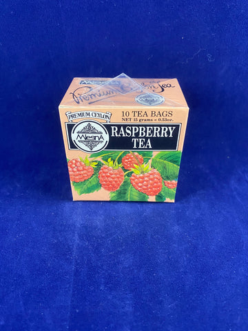 Metropolitan Tea Company Raspberry, 10 ct.