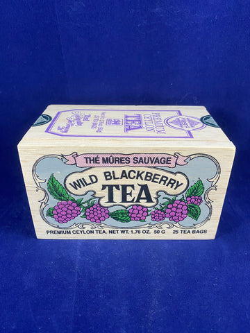 Metropolitan Tea Company Wild Blackberry, 25 ct.