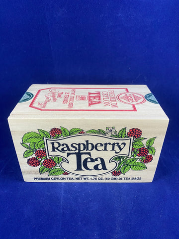 Metropolitan Tea Company Raspberry, 25 ct.
