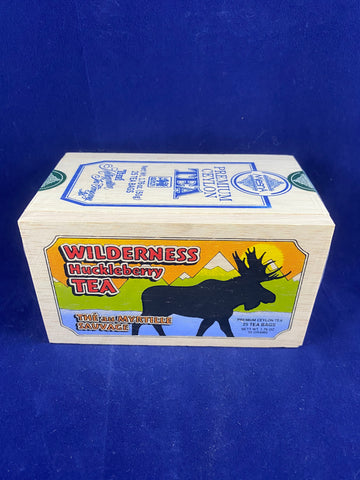 Metropolitan Tea Company Wilderness Huckleberry, 25 ct.