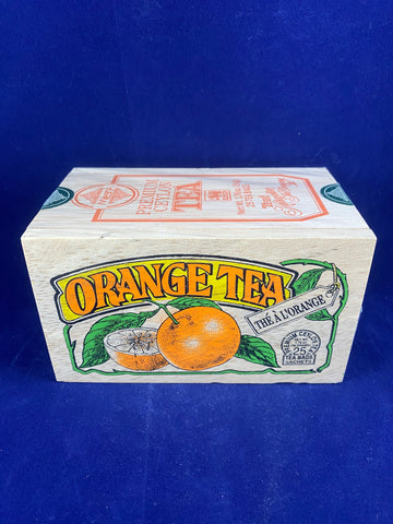 Metropolitan Tea Company Orange, 25 ct.