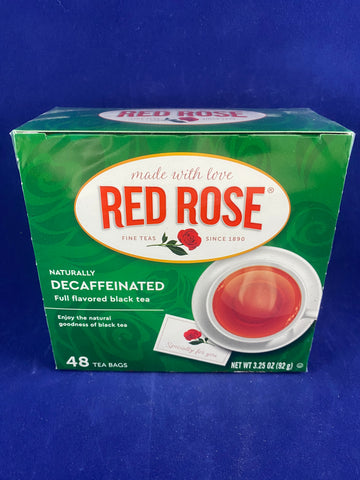Red Rose Decaf 48 ct