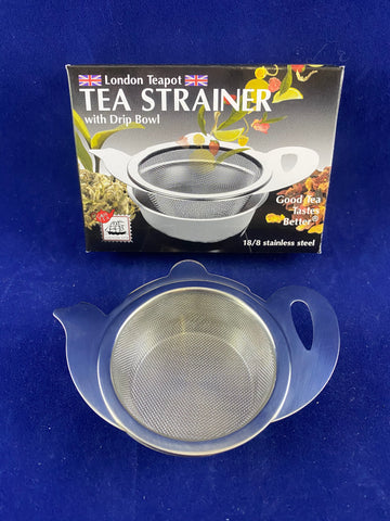 G+H London Teapot Tea Strainer