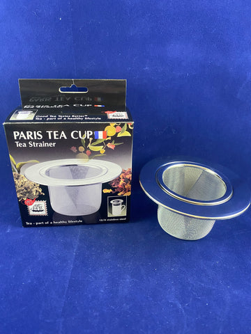 G+H Paris Tea Cup Strainer
