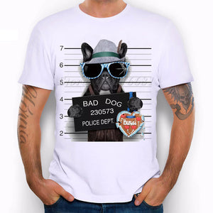 Dog Design T-Shirt - HORZO