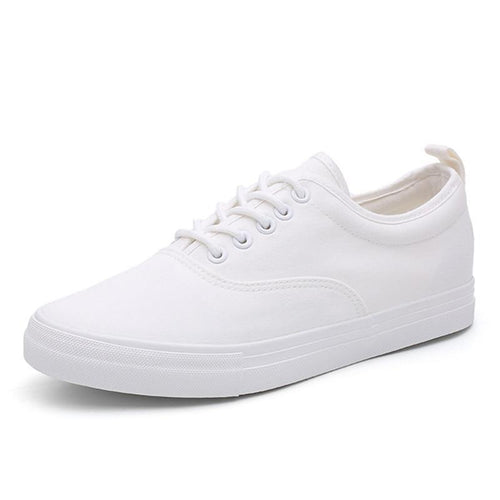 Canvas Mens Shoes - HORZO